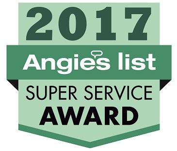 2017 Angie's List Award